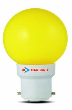 Bajaj Ping Pong 0.5watt YELLOW
